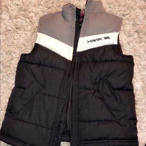 Boys Tony Hawk Puffer Vest
